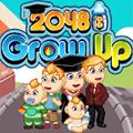 2048 Grow Up